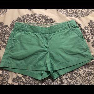J.Crew Chino Shorts Size 8